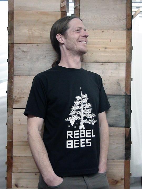 Huber Pilon, Rebel Beekeeper