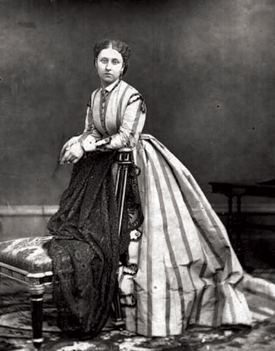 Queen Victoria's daughter, Princess Louise, Patron of the Scottish Hospital for Limbless Sailors and Soldiers